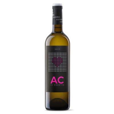 Vino blanco AC la Rodetta
