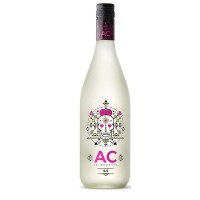 Vino blanco AC frizzante